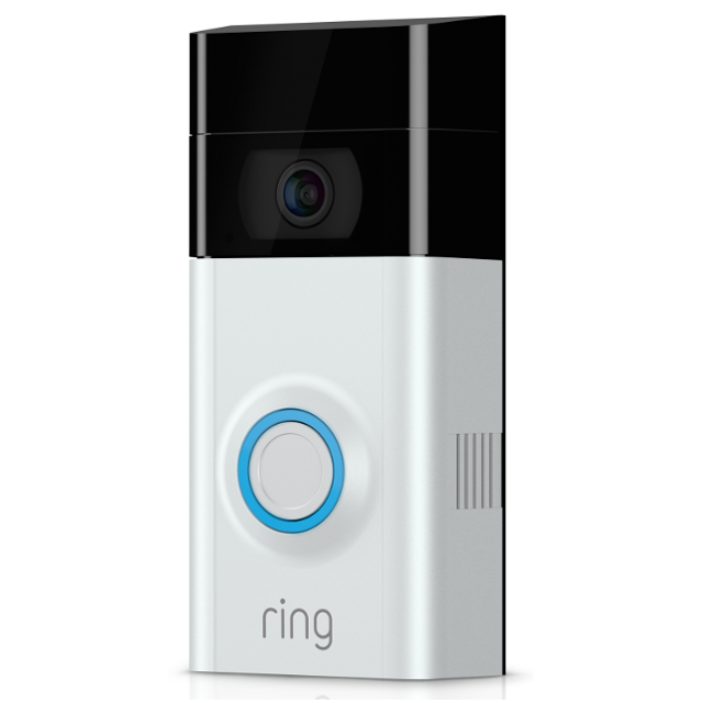 Ring release new Video Doorbell 2 with easy swap rechargeable battery