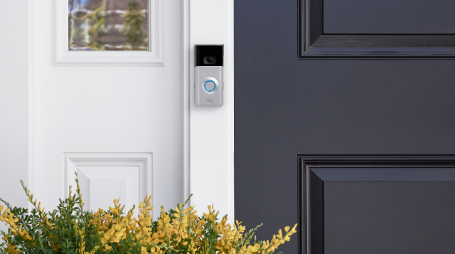 Ring announces second-generation video doorbell, available today