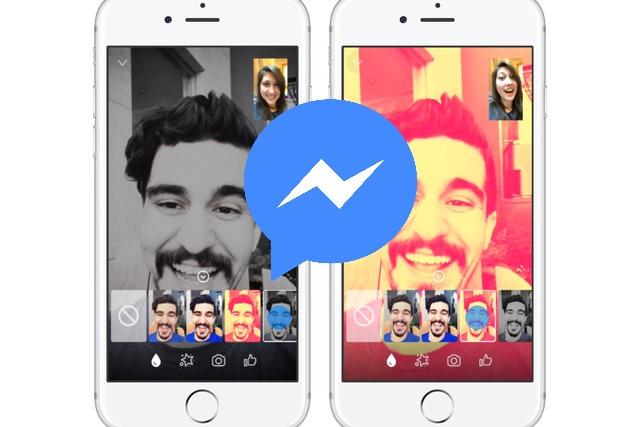 facebook-messenger-filters-masks-reactions