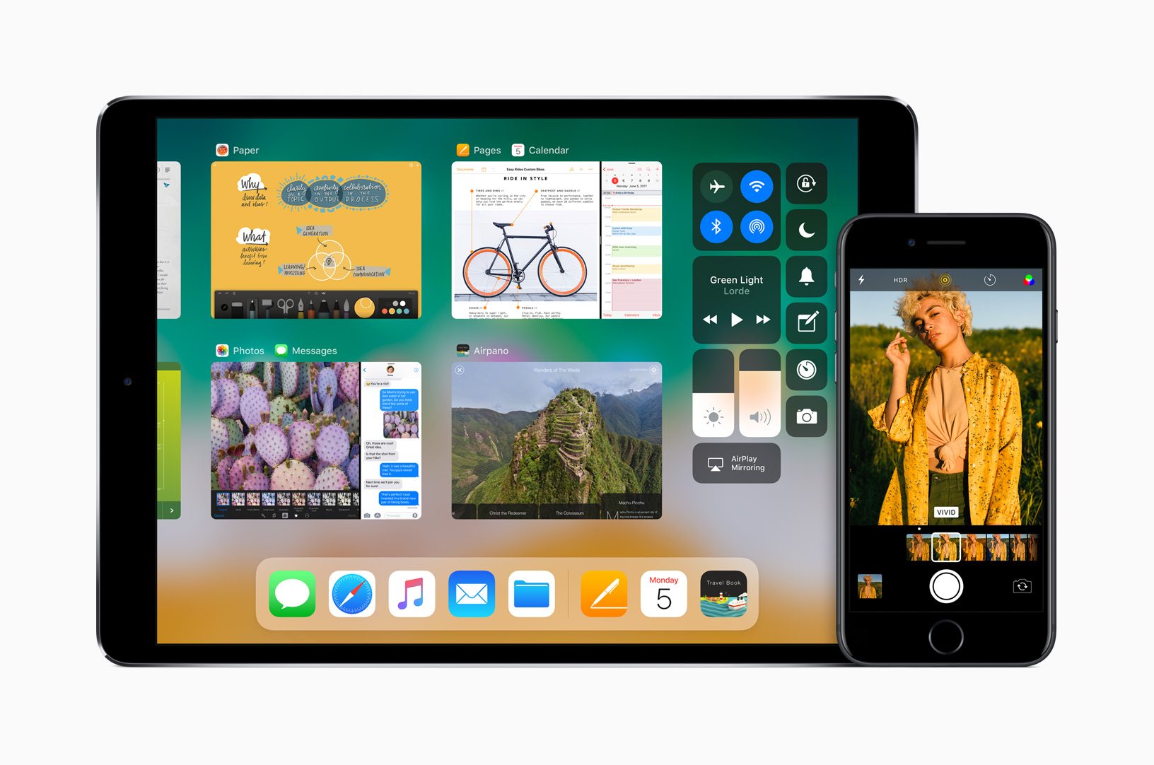 Nytimes WWDC 2017 IOS 11 Heres Everything Thats New