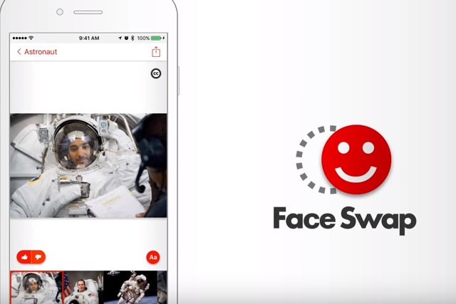 Microsoft rolls out FaceSwap app for Android