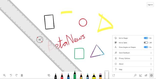Whiteboard App Windows 10