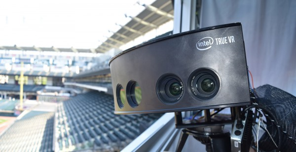 Intel Teams with Major League Baseball for Virtual Reality Offering