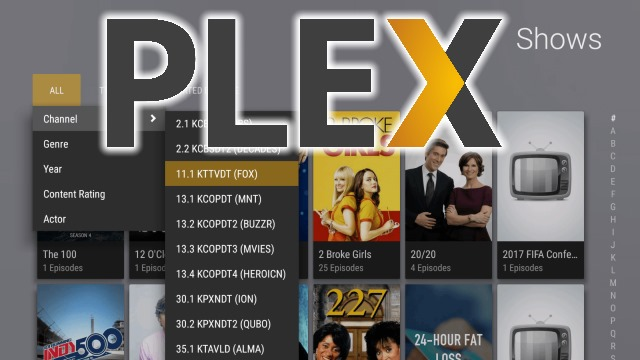 Plex becomes a low-priced, DIY streaming TV service