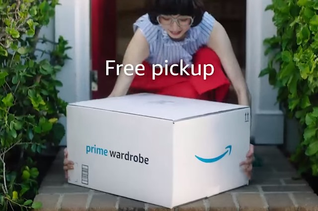 Online clothes shopping free returns