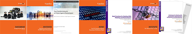 ransomware books