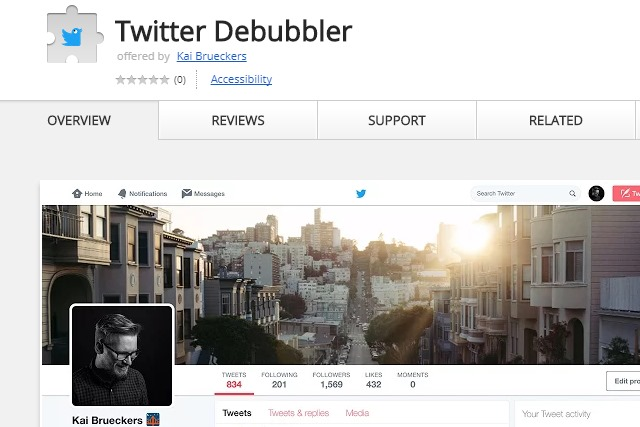twitter-debubbler