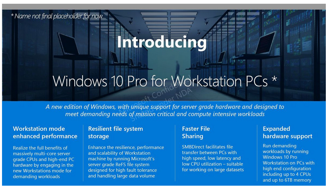 windows10workstationPC
