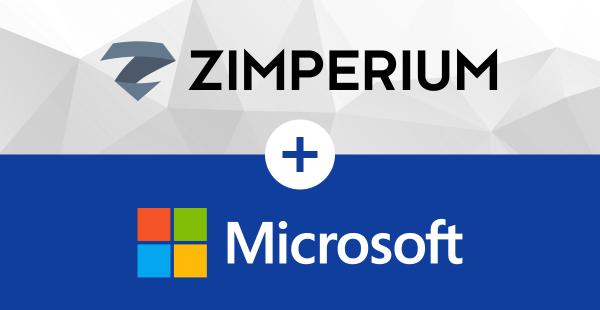 microsoft + zimperium