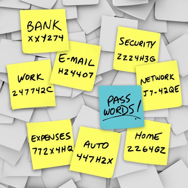 password reminders