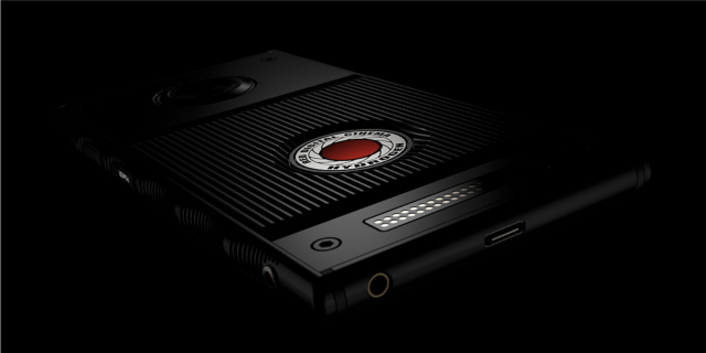 RED's First Smartphone Has a Holographic Display