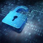 open digital lock