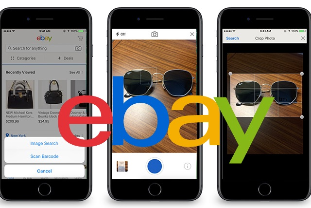 Ebay is adding visual search functionality