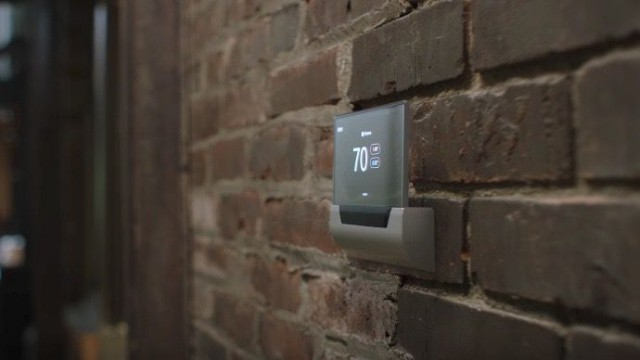 Microsoft Partner On Smart 'GLAS' Thermostat