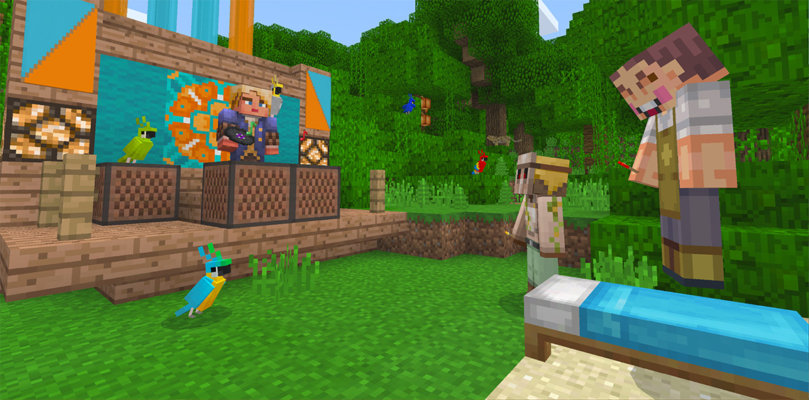 How to Set Up Minecraft So Your Kids Can Play Online with ...