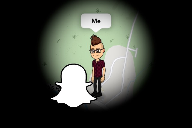 Snapchat allows exact location sharing. Should you freak out?