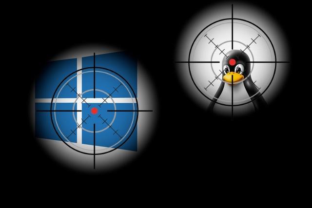 windows-linux-logos-target