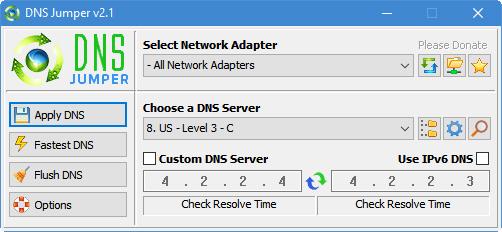 DNS Jumper2