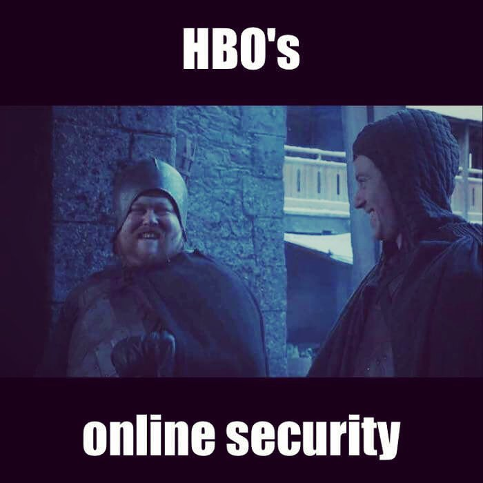HBO security