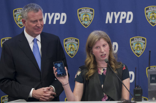 NYPD's 36000 Windows Phones to be replaced with iPhones