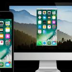 TeamViewer screen sharing iOS 11