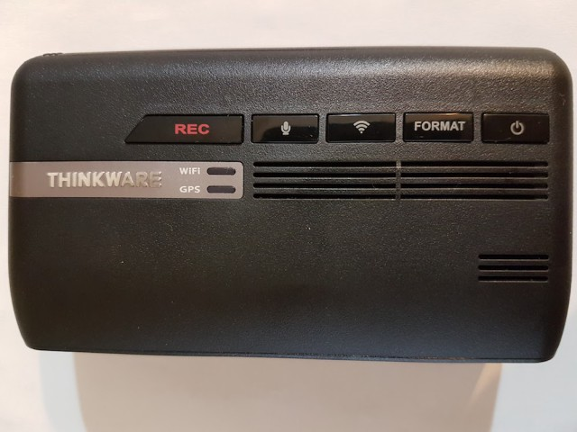 Thinkware F770 top