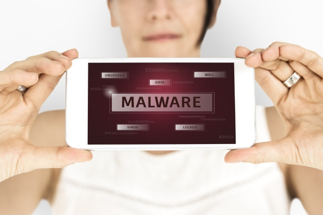 Mobile phone malware