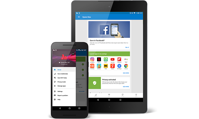 Opera Max for Android gets discontinued, removed from Google Play Store
