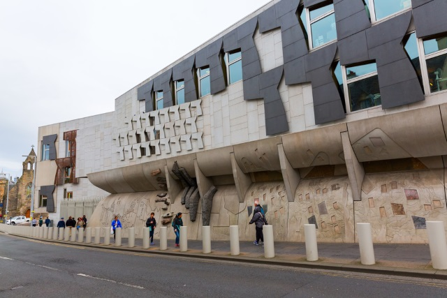 Hackers hit Scottish Parliament with 'brute force cyber-attack'