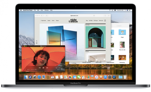 Apple MacBook Pro macOS 10.13 High Sierra