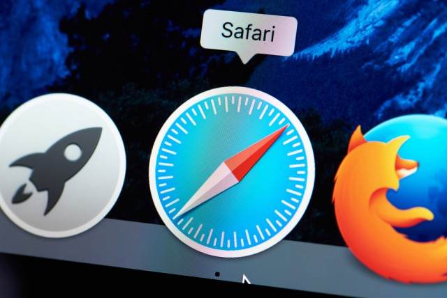 Safari on mac macos