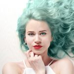 Woman_Mint_Hair