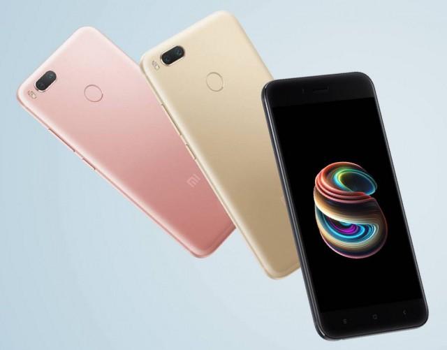 Xiaomi Mi A1 photo