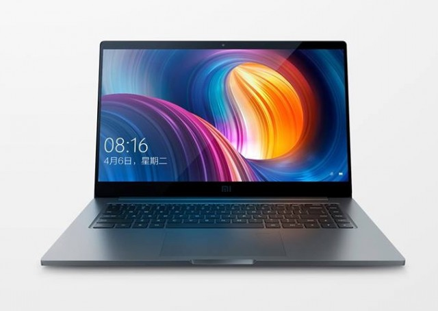 Xiaomi takes on Apple's MacBook Pro with the new Mi Notebook Pro