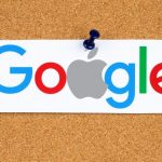 google-apple-logo
