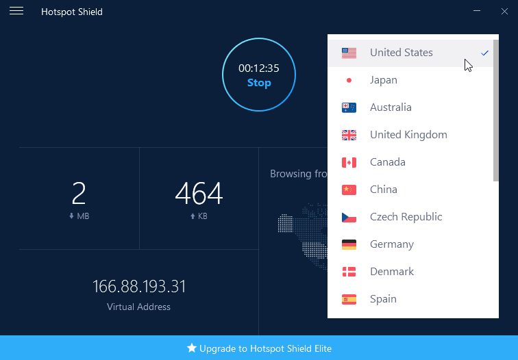 is hotspot shield free to use
