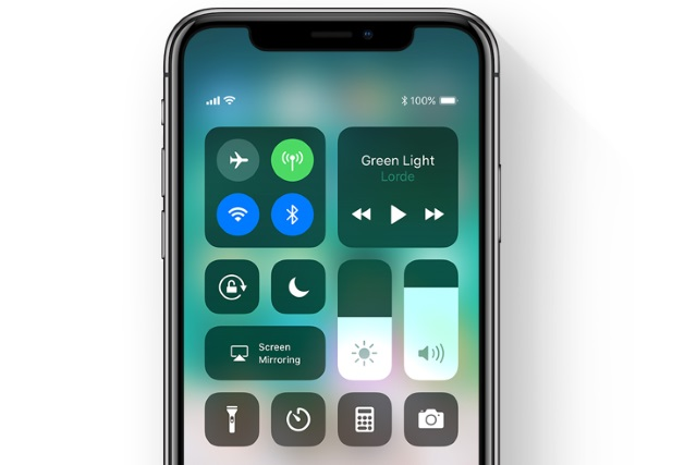 EFF criticizes iOS 11's 'misleading' Bluetooth and Wi-Fi toggles for being a privacy and security risk