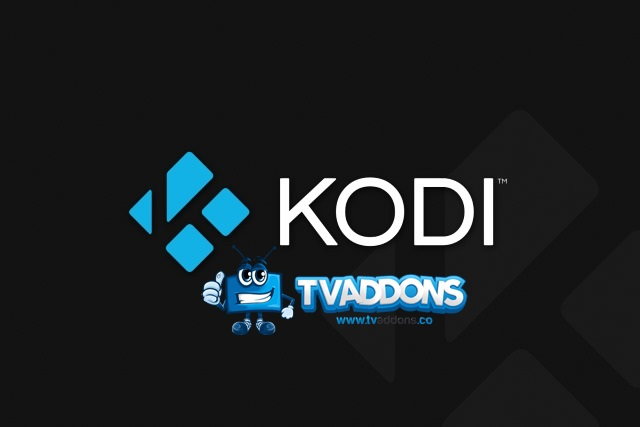 Kodi and TVAddons logos