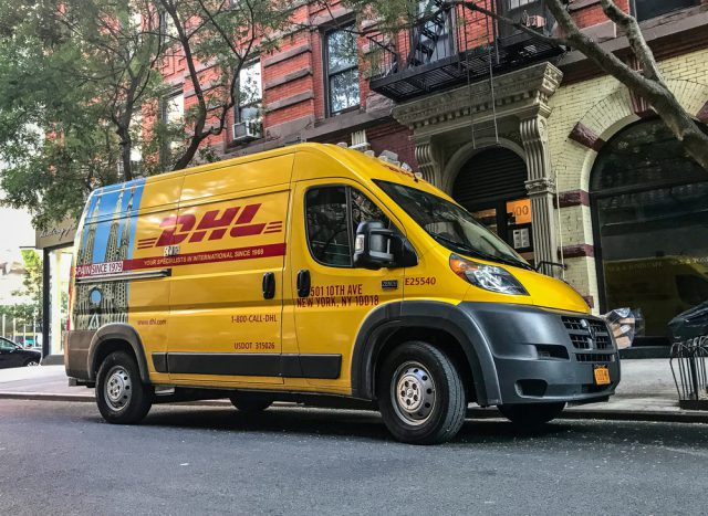photo image DHL will trial Nvidia's new autonomous driving tech in electric delivery vehicles
