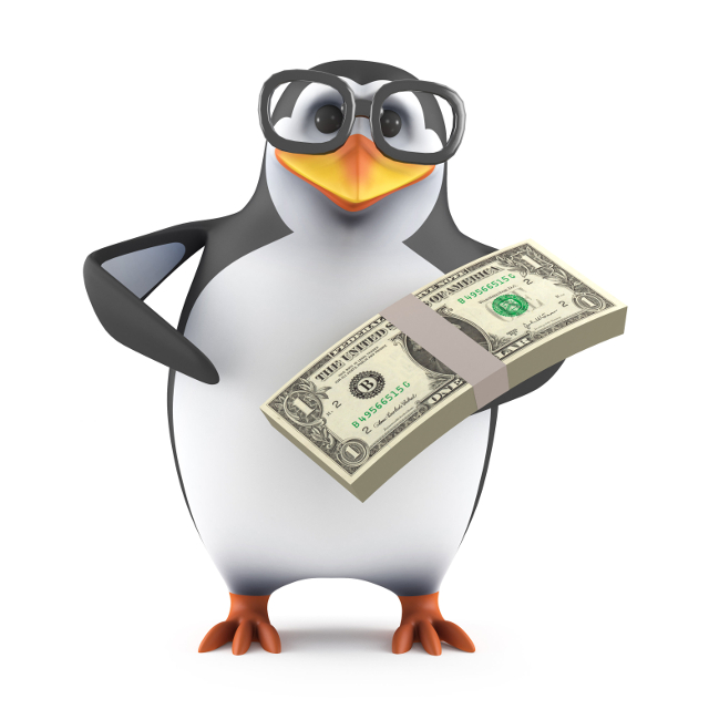 Penguin_Cash_Money