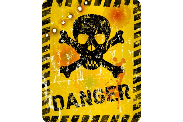 danger-sign-skull-crossbones
