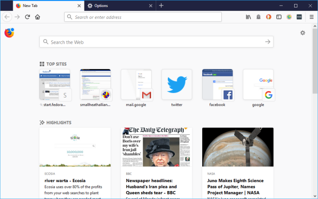 Mozilla Firefox 57 unveils new speedy Quantum browsing