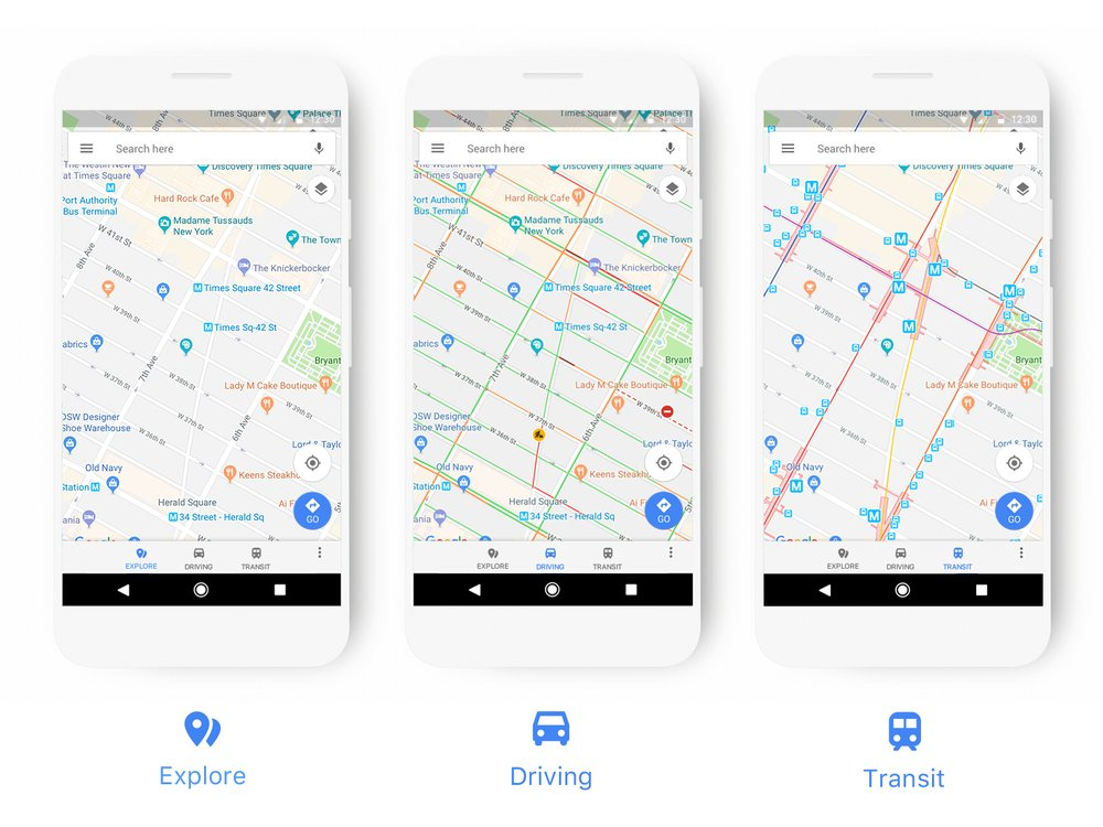 Google Maps will soon get a cleaner look