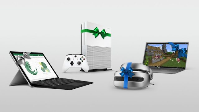 photo image Microsoft Black Friday 2017 sale goes live early -- score deals on Surface, Xbox, and Windows 10 devices right now!