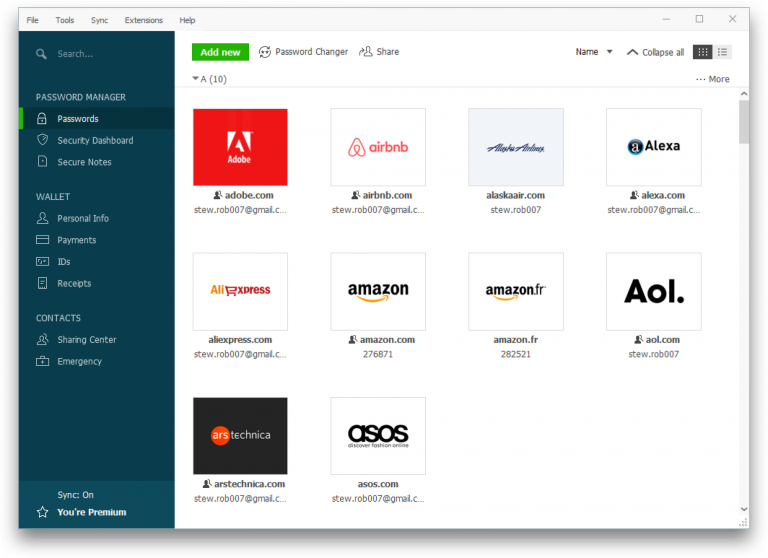 Dashlane 5 and 1Password 7 support Face ID — which password