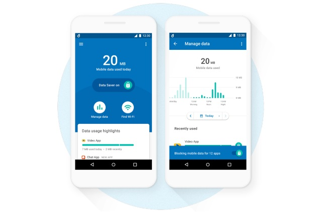 Google launches Datally for Android, a tool to monitor and control
