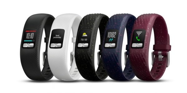 Garmin Vivofit 4 announced with year-long battery and $80 price tag