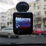 Azdome DAB211 dash cam display