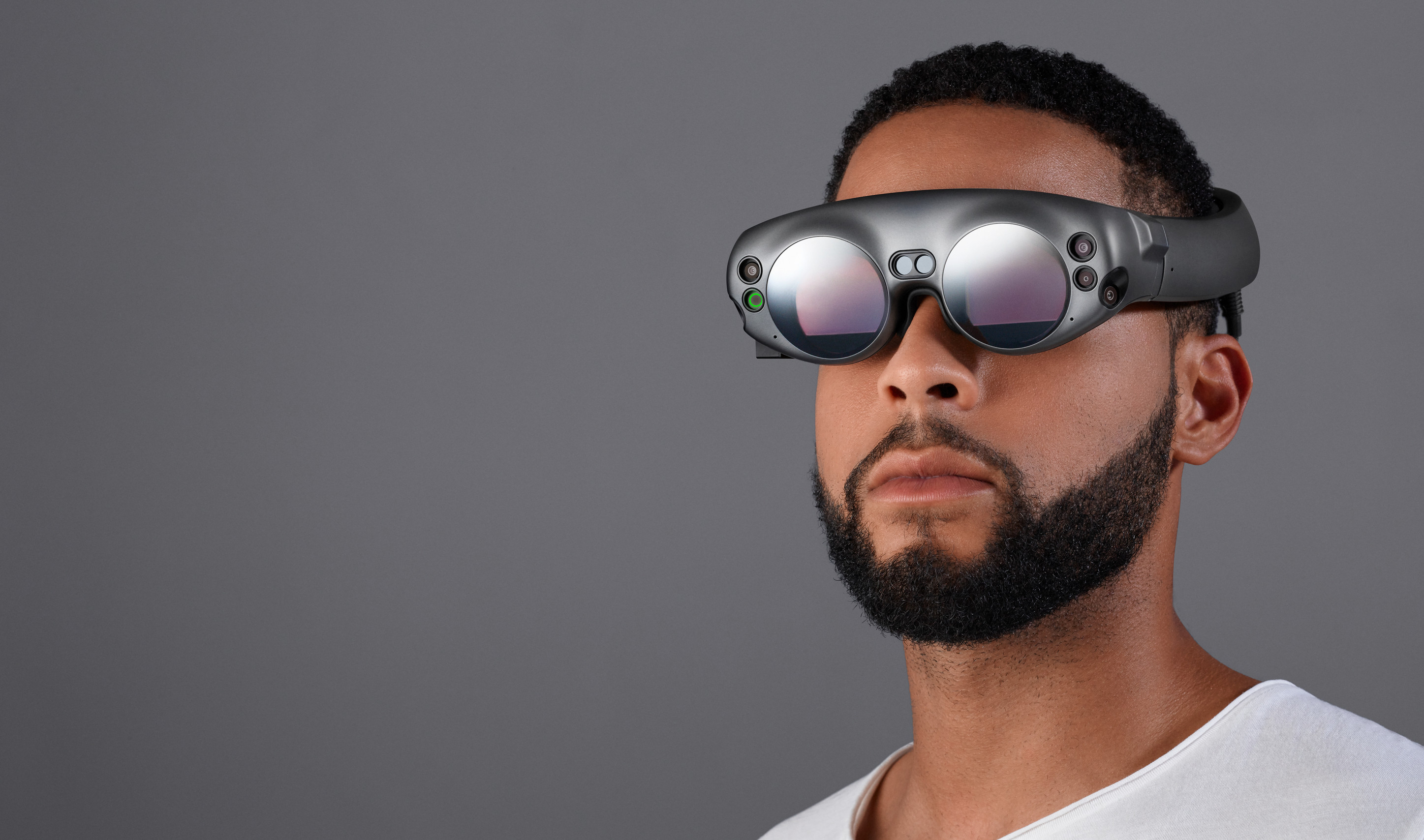 Secretive startup Magic Leap finally unveils its AR headset