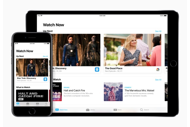 photo image Amazon Prime Video comes to Apple TV, and the US gains live sport